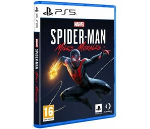 Marvel's Spiderman Miles Morales - PS5