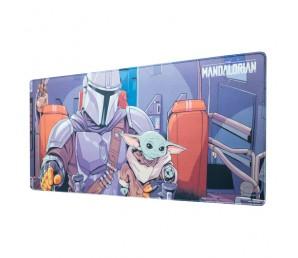 Desk Mat - The Child Mandalorian Star Wars