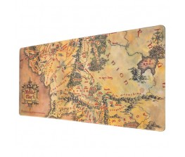 Desk Mat - Middle Earth Map Lord of the Rings