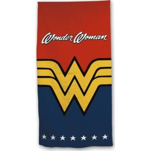 Πετσέτα θαλάσσης Wonder Woman Logo - DC