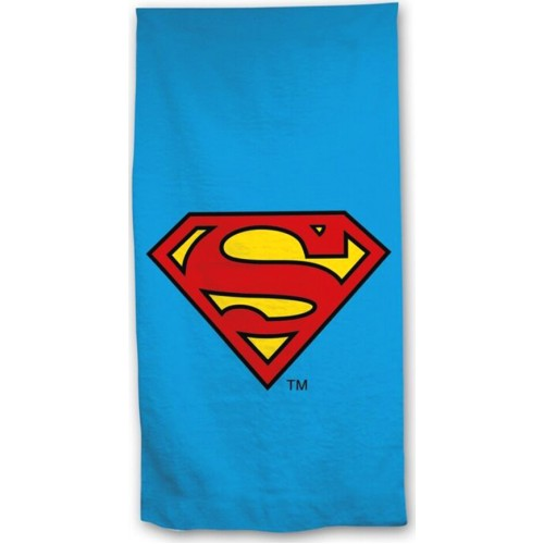Πετσέτα θαλάσσης Superman Logo - DC