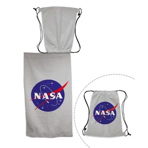 Πετσέτα θαλάσσης NASA με θήκη