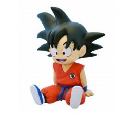 Κουμπαράς πλαστικός Son Goku - Dragonball