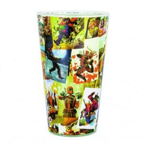 Ποτήρι γυάλινο Deadpool