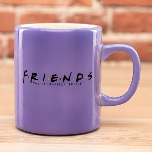 Κούπα Friends με θήκη εικόνας - Friends
