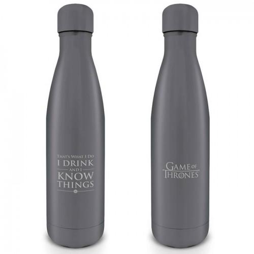 Μεταλλικό μπουκάλι Game of Thrones
