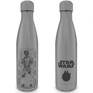 Μεταλλικό μπουκάλι Star Wars Han Carbonite