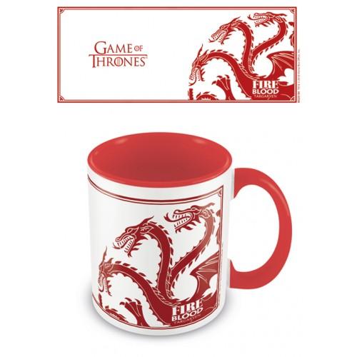 Κούπα Game of Thrones - Targaryen Red