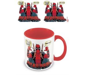 Κούπα Deadpool - 2 Thumbs Red