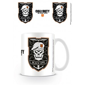 Κούπα Call of Duty Black Ops 4 - Logo