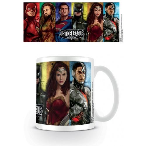 Κούπα DC Justice League Movie - Hero Stripes