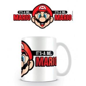 Κούπα Super Mario - it's me Mario