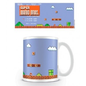 Κούπα Super Mario - Retro title