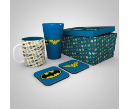 Gift box DC Comics Logo