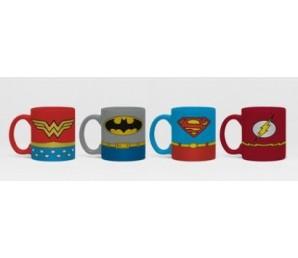 Κούπες Set DC Comics Uniforms