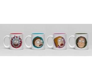 Κούπες Set Rick and Morty Characters