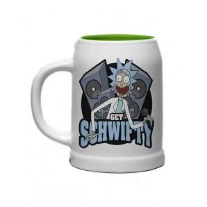Κούπα Rick and Morty - Get schwifty