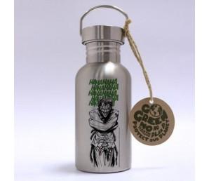Μεταλλικό μπουκάλι DC Comics - Joker Laugh