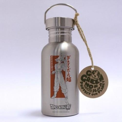 Μεταλλικό μπουκάλι Dragonball Super - Goku