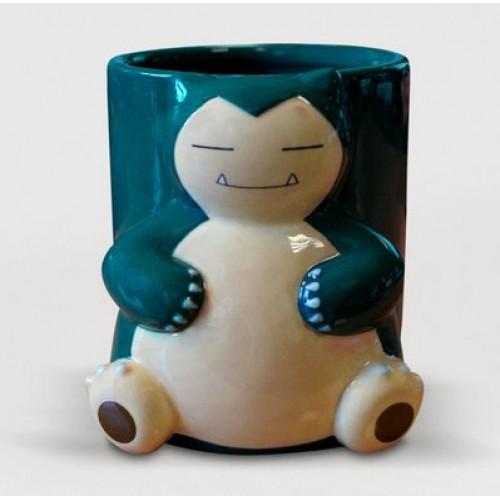 Κούπα 3D Pokemon - Snorlax