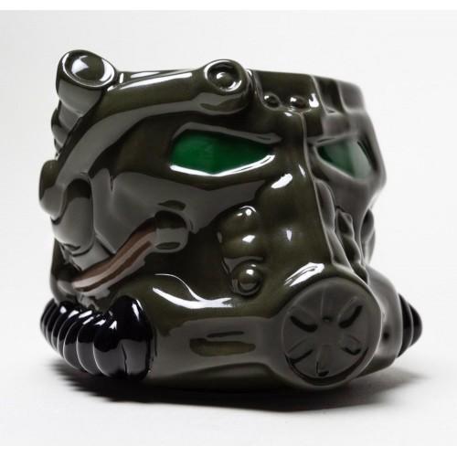 Κούπα 3D Fallout Mask