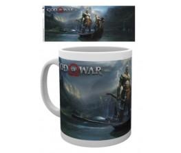 Κούπα God of War - Key Art