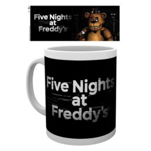 Κούπα Five Nights At Freddy's - Logo