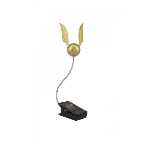 Φωτιστικό clip Golden Snitch USB – Harry Potter