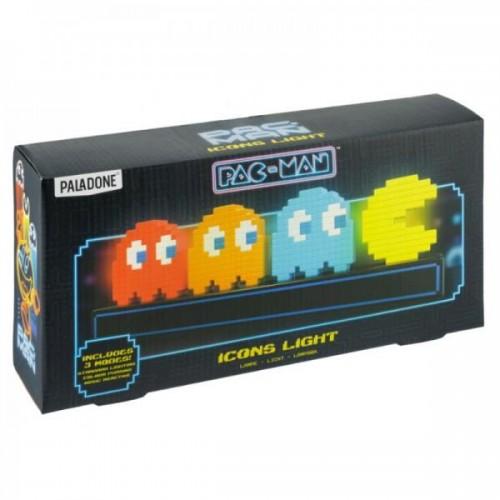 Φωτιστικό Pac Man & Ghosts