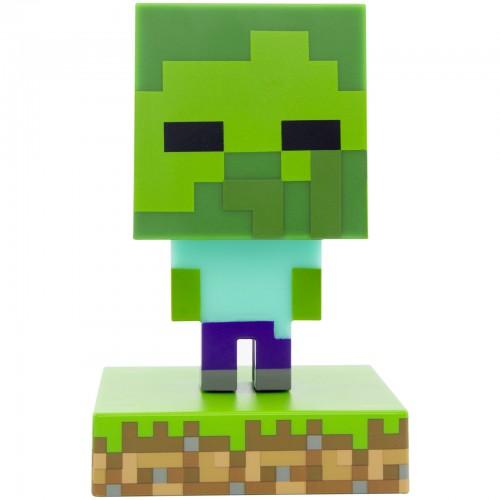 Φωτιστικό Zombie BDP icons – Minecraft