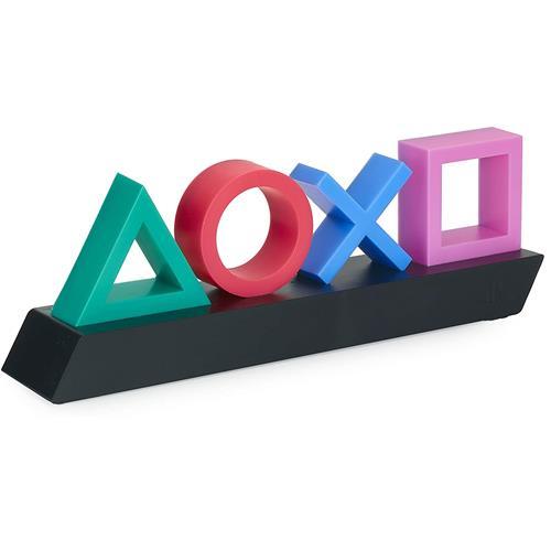 Φωτιστικό Playstation Logo icons