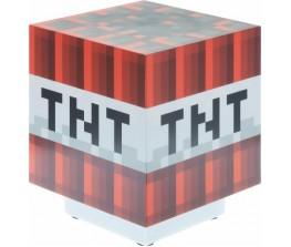 Φωτιστικό Minecraft TNT Light με ήχο