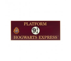Φωτιστικό Hogwarts Express Logo - Harry Potter