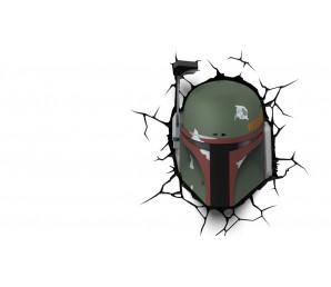 Φωτιστικό κράνος Boba Fett - Star Wars