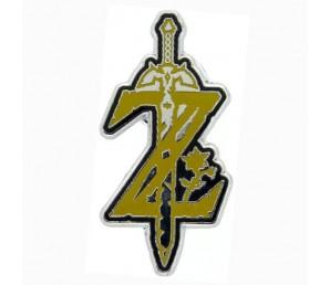 Pin Master Sword Enamel Badge – The Legend of Zelda