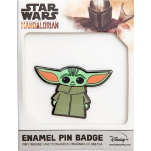 Pin The Child Badge The Mandalorian – Star Wars