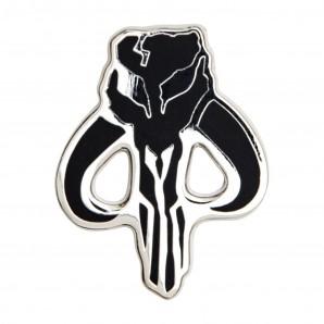 Pin The Logo Enamel Badge The Mandalorian – Star Wars