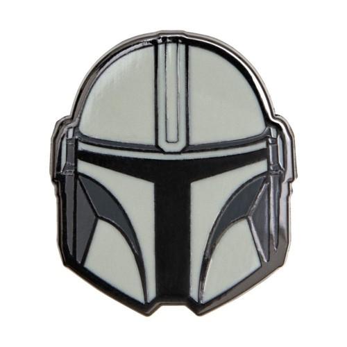 Pin The Mandalorian Enamel Badge – Star Wars