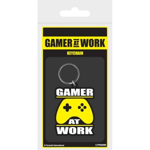 Μπρελόκ Gamer At Work - Joypad