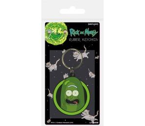 Μπρελόκ Rick and Morty - Pickle Rick