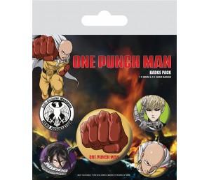 Pins Set One Punch Man