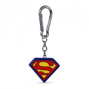 Μπρελόκ 3D Superman - Logo