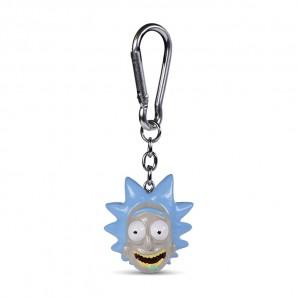 Μπρελόκ 3D Rick and Morty - Rick