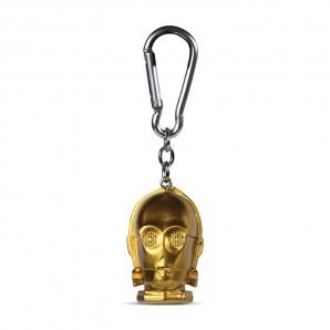 Μπρελόκ 3D Star Wars - C-3PO
