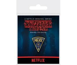 Pin Stranger Things - Hawkins Police