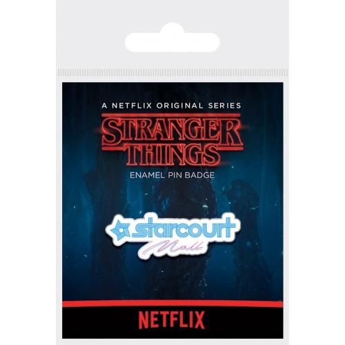 Pin Stranger Things - Starcourt Mall