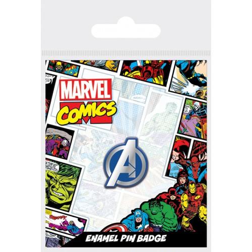 Pin Marvel Avengers - Logo