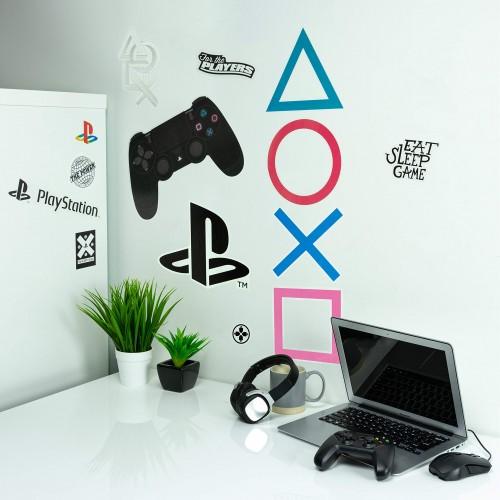 Αυτοκόλλητα  Playstation