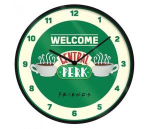 Ρολόι τοίχου Friends Central Perk