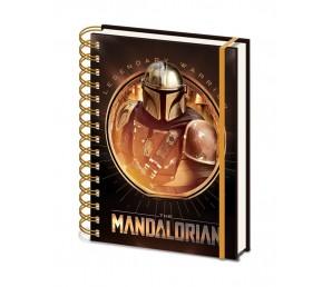 Σημειωματάριο Star Wars - The Mandalorian